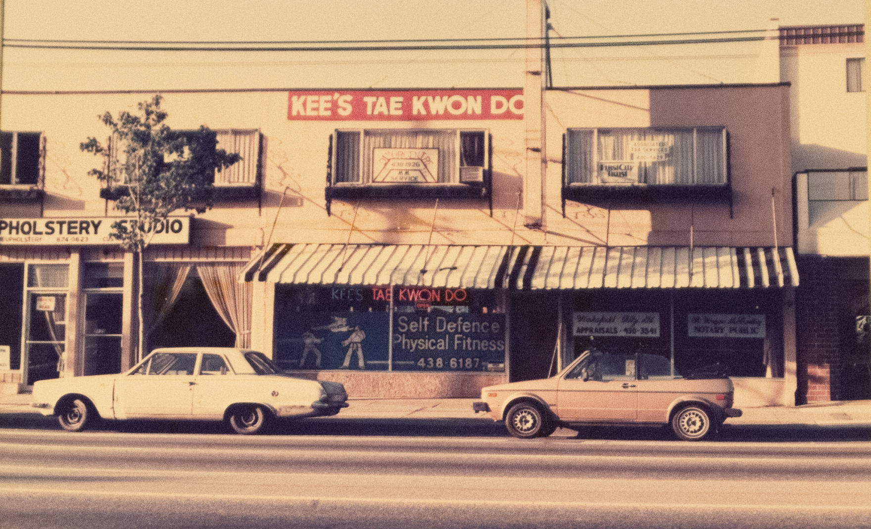 The first Kees Vancouver school opened in 1977 by Grandmaster Kee Ha.